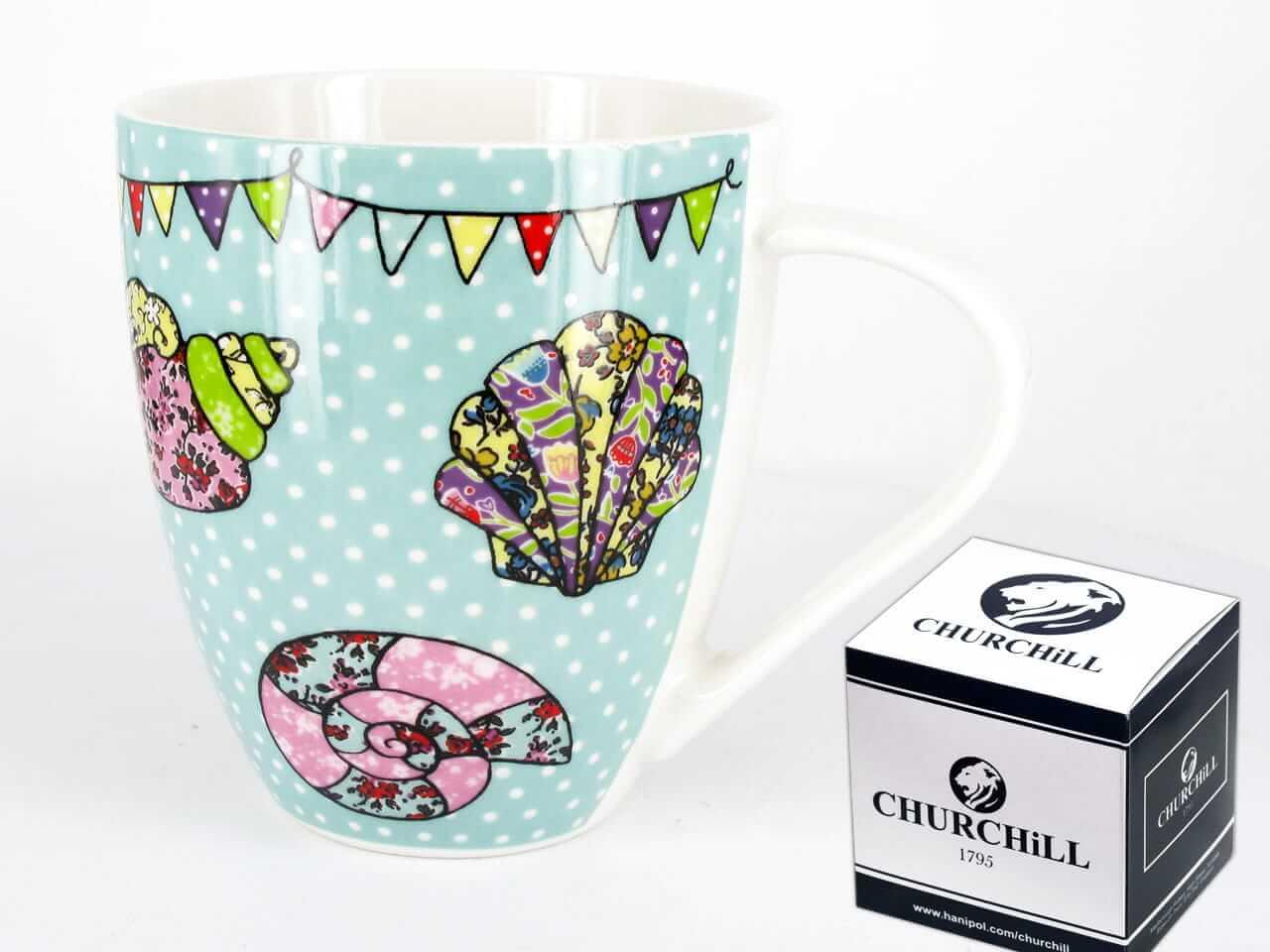 Kubek - Shells Mug Churchill