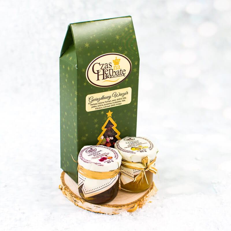 Zestaw prezentowy Herbata Mini